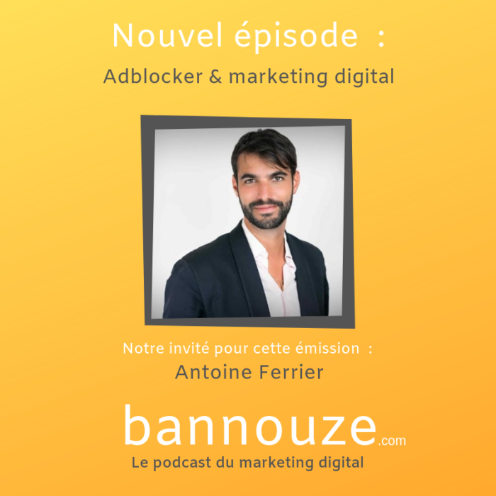 Adblocker & marketing digital – Antoine Ferrier-Battner – CEO Adback