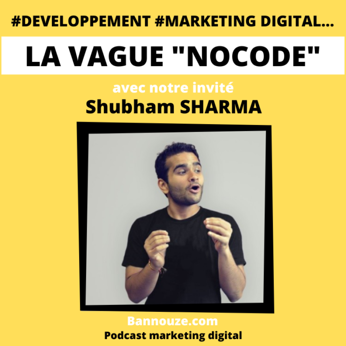 Outils > La vague NoCode, quels impacts pour le marketing digital?
